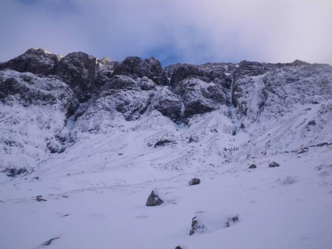 Aonach Dubh West Face